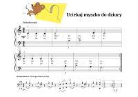 uciekaj myszko